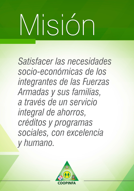 mision coopinfa-
