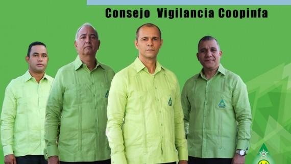 Conoce nuestro personal: Consejo de Vigilancia