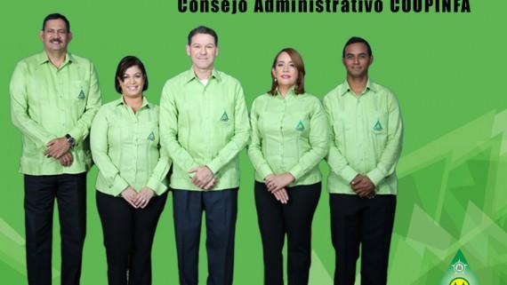 Conoce nuestro personal: Consejo Administrativo Coopinfa