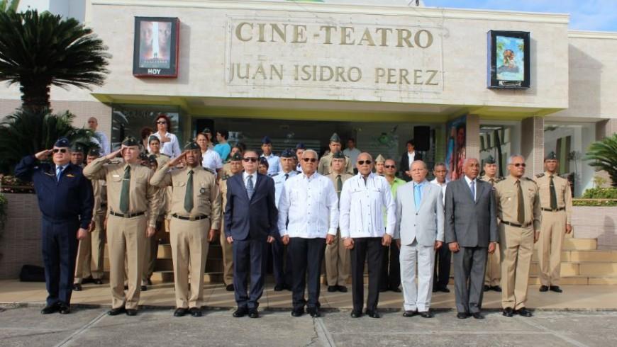 ISSFFAA conmemora su XXXV aniversario