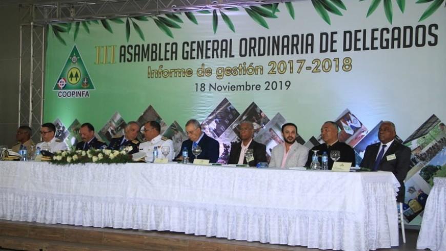 COOPINFA realiza III Asamblea General Ordinaria de Delegados